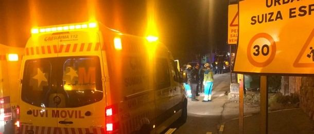 Fallece una anciana en un incendio en una residencia de Robledo de Chavela