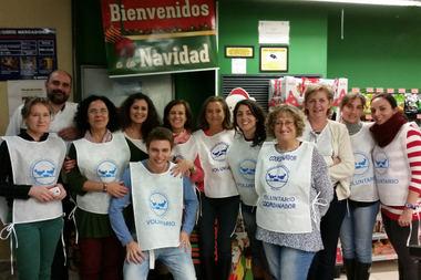 El Banco de Alimentos de Madrid busca 212 voluntarios para la 'Gran Recogida' de Collado Villalba