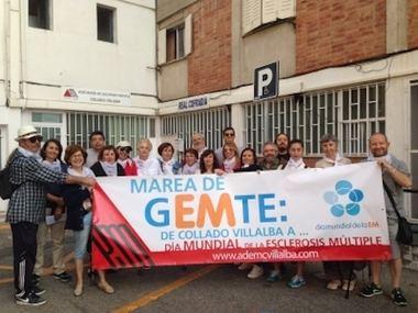 La Asociación de Esclerosis Múltiple de Collado Villalba amplía sus servicios e instalaciones