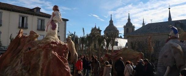 Reinaugurado el pasado sábado el Belén Monumental de San Lorenzo de El Escorial