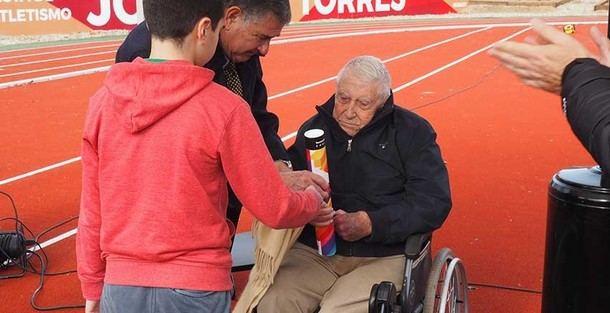 Torrelodones rinde homenaje a José Luis Torres, 'padre' del atletismo español