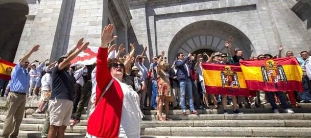 El Ayuntamiento de San Lorenzo de El Escorial recibe del gobierno el proyecto de la exhumación de Franco