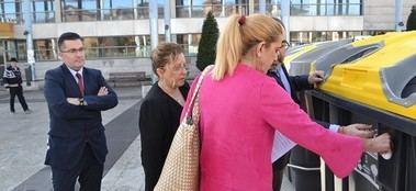 Collado Villalba contará con nuevos contenedores de residuos tras invertir 1.600.000 euros en 1.600 unidades