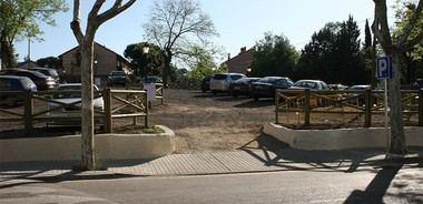 La alcaldesa de Torrelodones se reúne con la Consejera de Transportes para tratar del futuro aparcamiento disuasorio