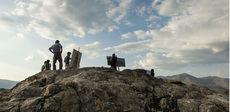 Moralzarzal estrena el sábado 'Pintando Sierra', una exposición nacida en el Cerro del Telégrafo