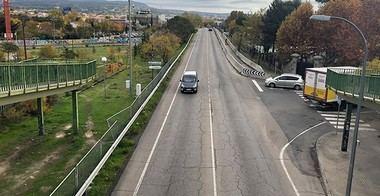 Remodelación de los accesos peatonales de la Avenida Reina Victoria de Alpedrete