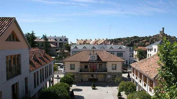 Homenaje de Torrelodones a la Constitución en su cuadragésimo aniversario