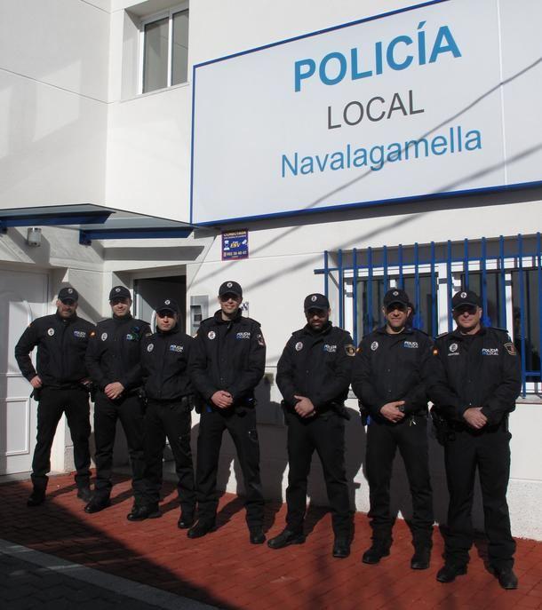 La Policía Local de Navalagamella estrena nuevas dependencias