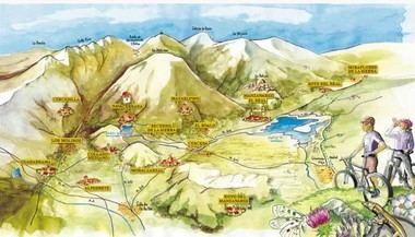 El destino Sierra de Guadarrama 'calienta motores' para FITUR 2019