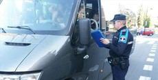 Control de los vehículos y comercios por las cámaras de seguridad de Torrelodones y Galapagar