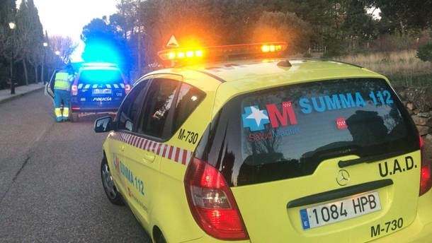 Muere un joven de 17 años tras ser arrollado el pasado sábado por un tren en Collado Mediano