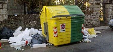 Desierto el Concurso, por tercera vez, para la adquisición de maquinaria de limpieza viaria de Collado Villalba