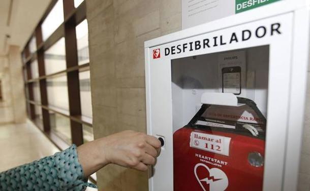 Collado Villalba instalará desfibriladores en dependencias públicas