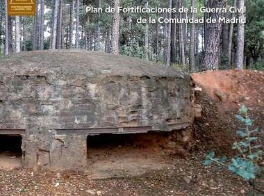 Guadarrama acoge la exposición itinerante 'entre fortines y trincheras'
