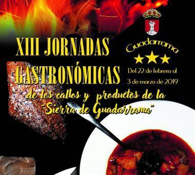 Los callos y los productos de la Sierra, protagonistas de las XIII Jornadas gastronómicas de Guadarrama