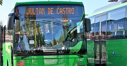 Galapagar tendrá línea directa de autobuses entre el casco urbano y el Centro de Salud