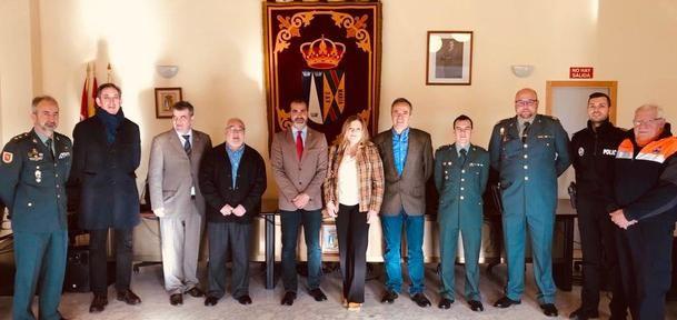 Se constituye la Junta Local de Seguridad de El Boalo, Cerceda y Mataelpino