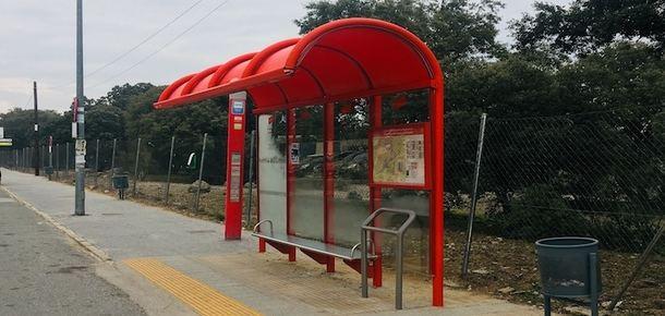 La línea 3 duplicará sus trayectos para unir el casco urbano de El Escorial con Los Arroyos y Montencinar