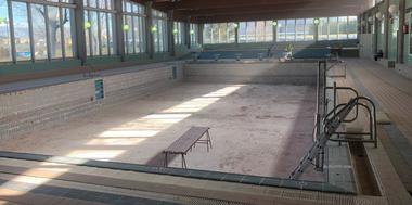 El Ayuntamiento de Collado Villalba invierte 381.778 euros en la antigua piscina municipal