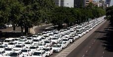 La Comunidad de Madrid dispuesta a un acuerdo con los taxistas, pero no con el modelo de Cataluña