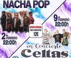 La presencia de Nacha Pop y Celtas Cortos levanta una gran expectación en Valdemorillo