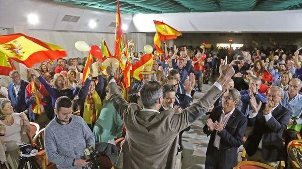 VOX prosigue su campaña electoral por los municipios de la Comunidad de Madrid