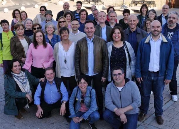 El alcalde de Moralzarzal, Rodríguez Osuna, se presenta a la reelección