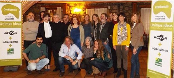 Confluencia Ciudadana de Torrelodones ha decido presentarse a las próximas elecciones