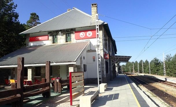El tren de Cotos podría dejar incomunicados a los vecinos de Cercedilla, Cotos y Navacerrada