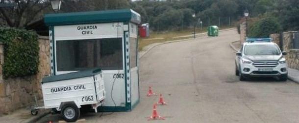 Galapagar pide a Marlaska más Guardia Civil tras destinarse parte de la seguridad a Iglesias y Montero