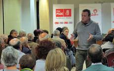 PSOE y escindidos del partido socialista de Collado Villalba compartían sede