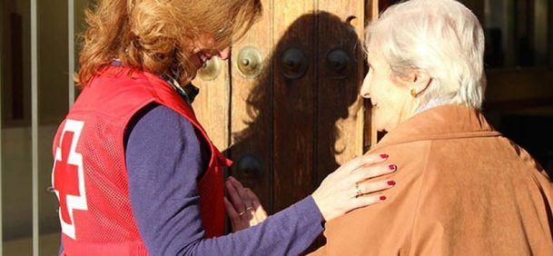Más de 800 personas mayores reciben apoyo de Cruz Roja de Collado Villalba