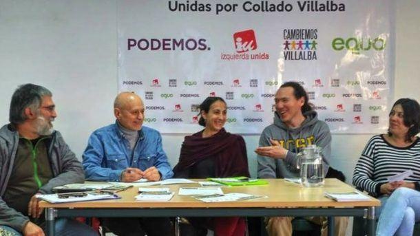 Admitida a trámite por fraude la impugnación de las primarias de Podemos en Collado Villalba