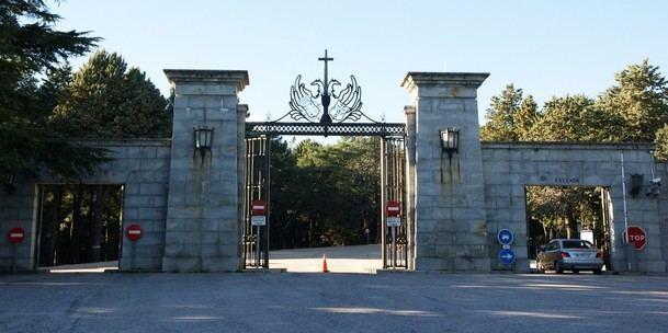 La Comunidad de Madrid no intervendrá en la obra para exhumar a Franco del Valle de los Caídos