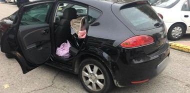 Detenido el hombre que en diciembre robó en Collado Villalba un coche con dos niños dentro