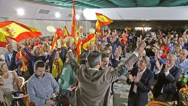 VOX mantendrá sus candidaturas en todas las circunscripciones electorales