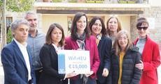 La Comisaria del Parlamento Europeo para Economía Digital y Sociedad visitó Torrelodones