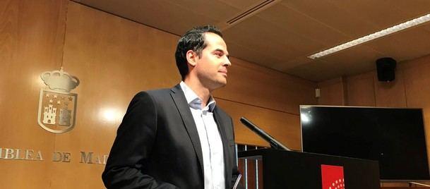 Aguado permitiría la investidura de Ayuso si el PP logra más escaños que CS en la Comunidad de Madrid
