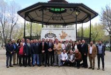 La alcaldesa destaca la figura de la Garbancera como una asociación que ayuda al turismo local