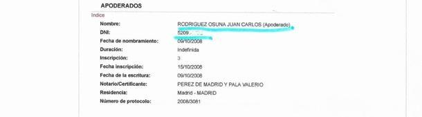 El PP de Moralzarzal se pronuncia sobre la vinculación del Alcalde Rodríguez Osuna a una constructora madrileña