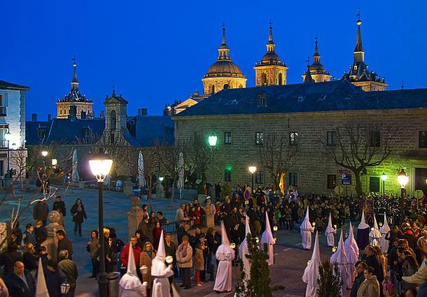 Semana Santa en San Lorenzo de El Escorial