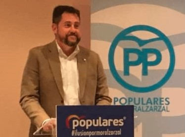 El Partido Popular presentó la candidatura de Ángel Díez Gómez a la alcaldía de Moralzarzal