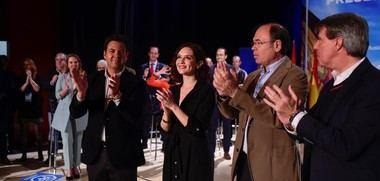 El PP presentó en Las Rozas a los candidatos a las alcaldías de la zona Noroeste de Madrid