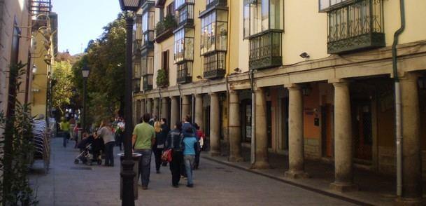 Mesa redonda en San Lorenzo de El Escorial sobre el Medio Ambiente y los presupuestos participativos