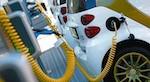 El Ayuntamiento de Robledo de Chavela instala dos puntos de recarga de coches eléctricos