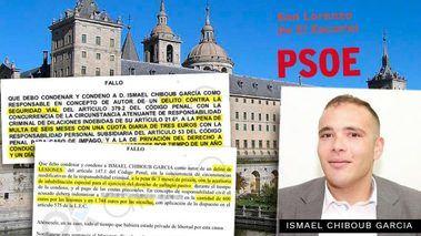 Un candidato del PSOE al Ayuntamiento de San Lorenzo de El Escorial fue condenado por pegar a un menor