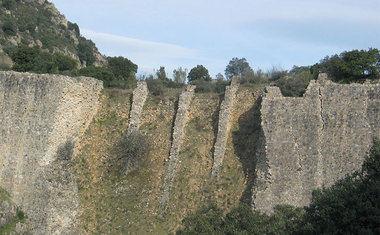 Último paso para que la presa 'El Gasco' sea declarada Bien de Interés Cultural