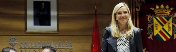 La alcaldesa de Collado Villalba (65.000 euros anuales) la mejor retribuida de la Sierra de Guadarrama