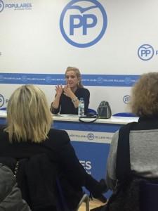 El PP de Collado Villalba presentó su candidatura para las elecciones municipales del 26-M