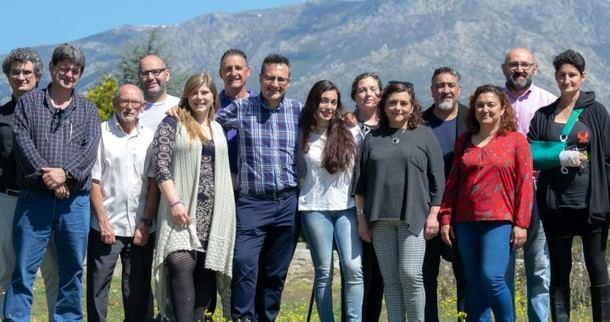 Moralzarzal en Común presenta su candidatura a las elecciones municipales del '26M'